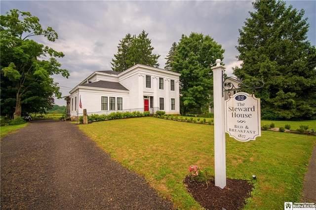 32 E Main Street, Harmony, NY 14767 (MLS #R1322388) :: TLC Real Estate LLC