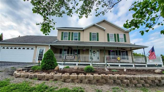 71 Bishop Road, Newfield, NY 14867 (MLS #R1324362) :: Mary St.George | Keller Williams Gateway