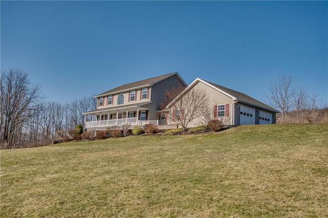 3087 Yoder Hill Road, Jerusalem, NY 14478 (MLS #R1324541) :: Thousand Islands Realty