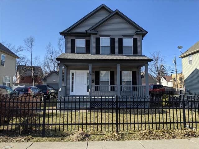 79 Webster Avenue, Rochester, NY 14609 (MLS #R1324876) :: TLC Real Estate LLC