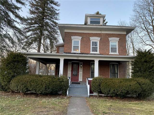 59 Genesee Street, Warsaw, NY 14569 (MLS #R1325020) :: TLC Real Estate LLC