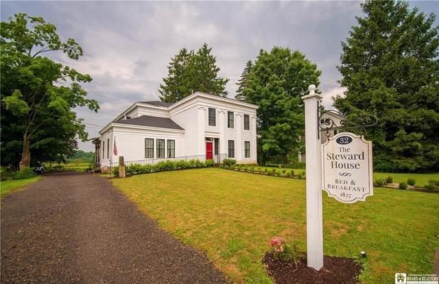 32 E Main Street, Harmony, NY 14767 (MLS #R1325957) :: TLC Real Estate LLC
