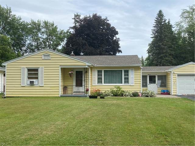 49 Ranch Village Lane, Gates, NY 14624 (MLS #R1326610) :: 716 Realty Group