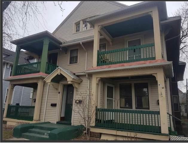 916 Clinton Avenue S, Rochester, NY 14620 (MLS #R1326936) :: Serota Real Estate LLC