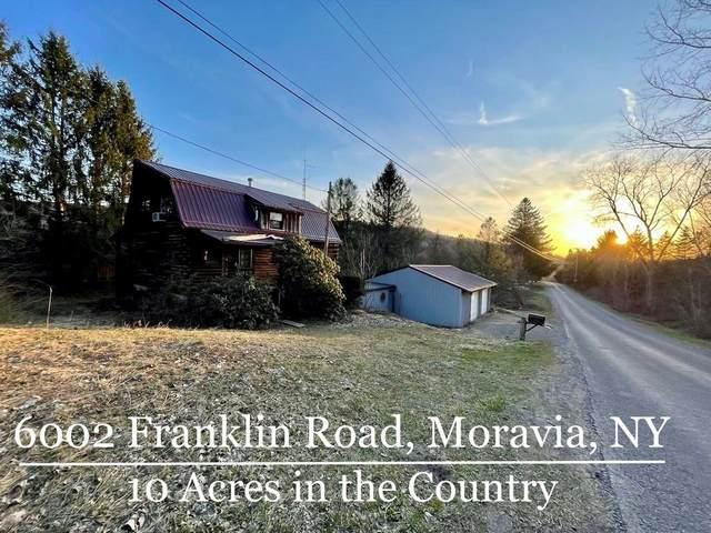 6002 Franklin Road, Sempronius, NY 13118 (MLS #R1327034) :: Avant Realty
