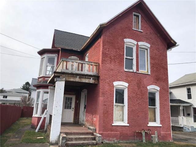 65 Oak Street, Hornell, NY 14843 (MLS #R1327083) :: BridgeView Real Estate Services