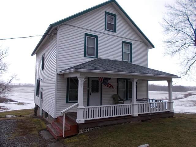 6956 Groveland Station Road, Groveland, NY 14462 (MLS #R1327390) :: 716 Realty Group