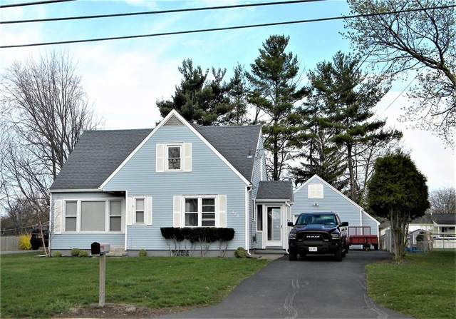 420 Wegman Road, Gates, NY 14624 (MLS #R1327604) :: 716 Realty Group