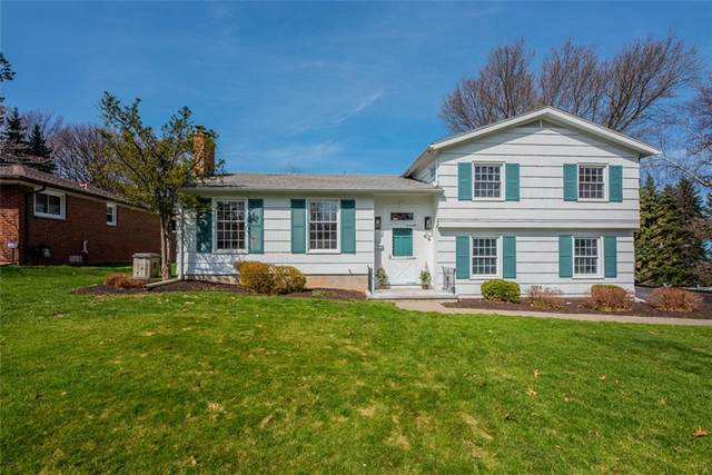 66 Old North Hill, Irondequoit, NY 14617 (MLS #R1327702) :: Thousand Islands Realty