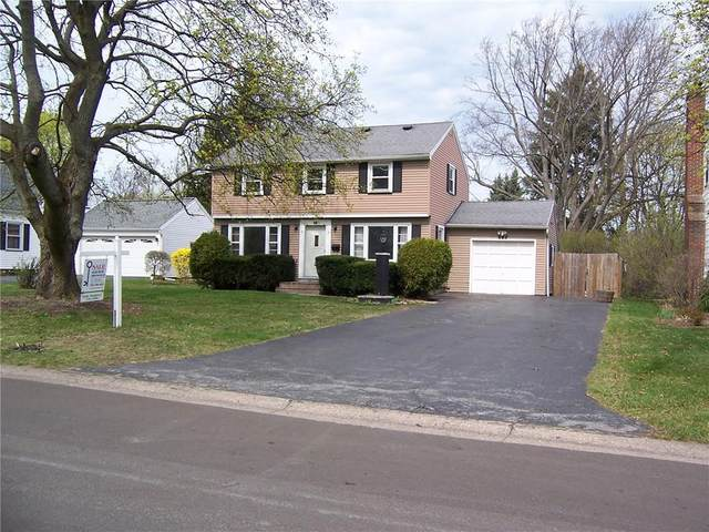 207 Cloverdale Road, Greece, NY 14616 (MLS #R1327959) :: Thousand Islands Realty