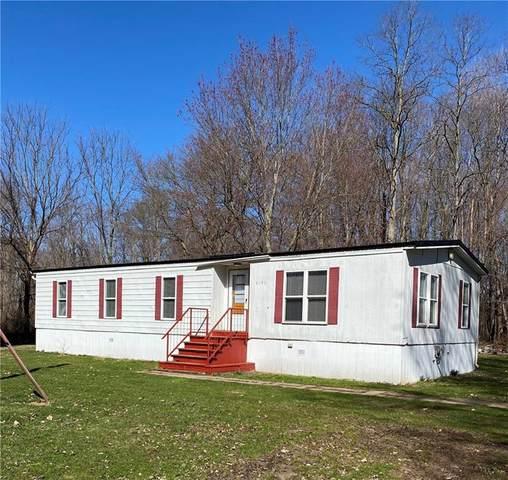 3193 Quaker Road, Hartland, NY 14067 (MLS #R1328026) :: MyTown Realty