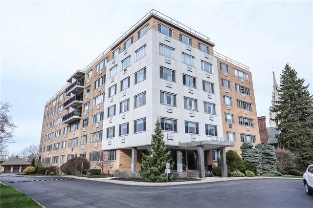1000 East Ave #403, Rochester, NY 14607 (MLS #R1328073) :: Robert PiazzaPalotto Sold Team