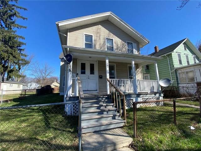 202 Adams Street, Rochester, NY 14608 (MLS #R1328135) :: MyTown Realty
