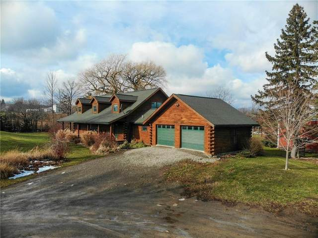 8319 Ford Road, Pulteney, NY 14418 (MLS #R1328349) :: Robert PiazzaPalotto Sold Team