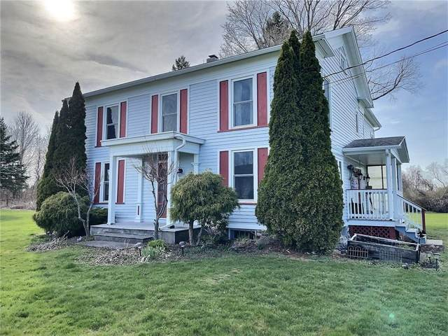 9380 Warsaw Road, Leroy, NY 14482 (MLS #R1328354) :: MyTown Realty