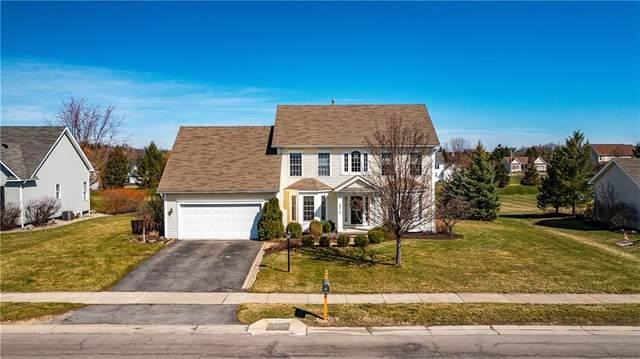 5210 Park Meadow Lane, Canandaigua-Town, NY 14424 (MLS #R1328465) :: Mary St.George | Keller Williams Gateway