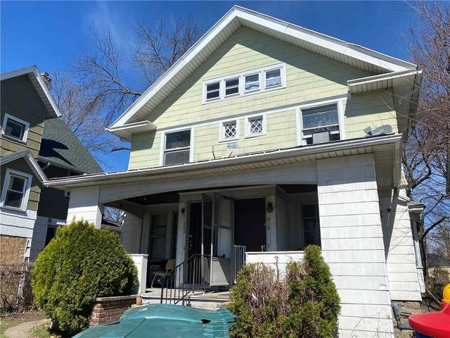 618 Chili Avenue, Rochester, NY 14611 (MLS #R1328544) :: TLC Real Estate LLC