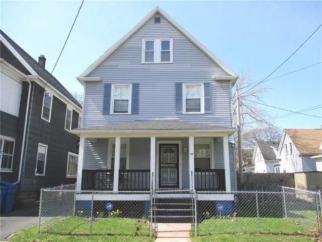 87 Crombie Street, Rochester, NY 14605 (MLS #R1328583) :: BridgeView Real Estate Services