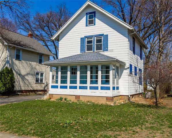 172 Burwell Rd Road, Irondequoit, NY 14617 (MLS #R1328643) :: Thousand Islands Realty