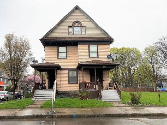 1596 E Main St Street, Rochester, NY 14609 (MLS #R1328948) :: TLC Real Estate LLC