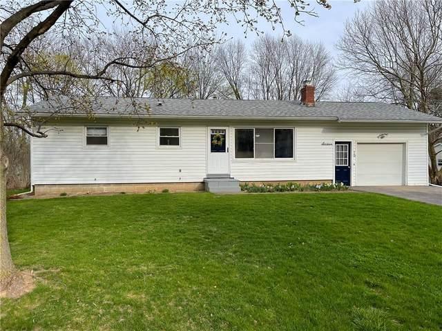 16 Tulane Parkway, Henrietta, NY 14623 (MLS #R1329002) :: Lore Real Estate Services