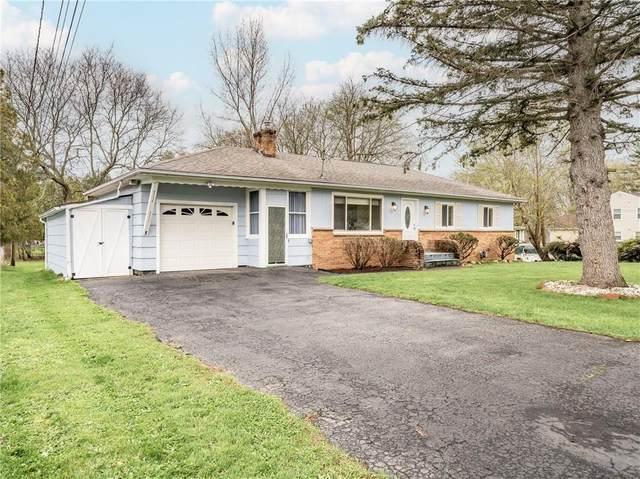 145 Doncaster Road, Brighton, NY 14623 (MLS #R1329102) :: BridgeView Real Estate Services
