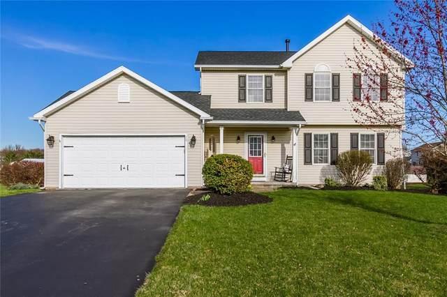 76 Fitzpatrick Trail, Henrietta, NY 14586 (MLS #R1329243) :: Lore Real Estate Services