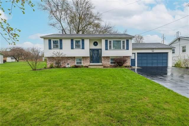 24 Adeane Drive E, Gates, NY 14624 (MLS #R1329254) :: TLC Real Estate LLC