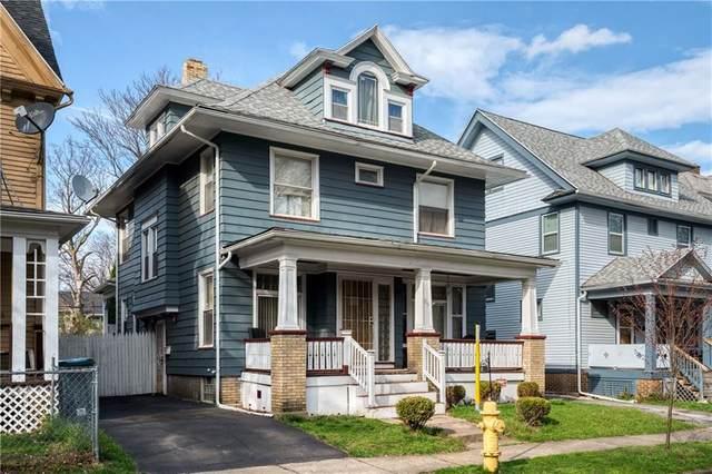 86 Saranac Street, Rochester, NY 14621 (MLS #R1329282) :: MyTown Realty