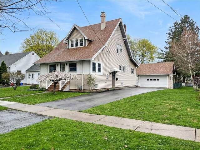 31 Bennett Ave, Oakfield, NY 14125 (MLS #R1329327) :: BridgeView Real Estate Services