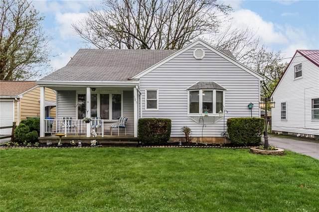 505 La Grange Avenue, Rochester, NY 14615 (MLS #R1329402) :: Thousand Islands Realty