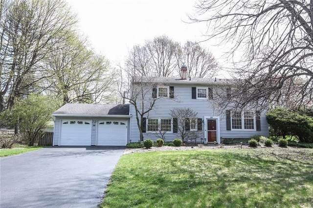 70 Parkridge Drive, Pittsford, NY 14534 (MLS #R1329411) :: Lore Real Estate Services