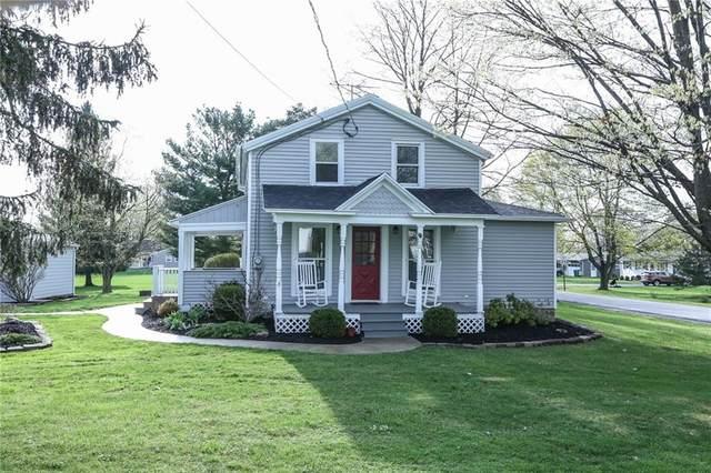 1824 Quaker Mtg Hse, West Bloomfield, NY 14472 (MLS #R1329412) :: Mary St.George | Keller Williams Gateway