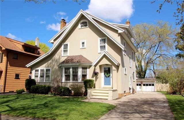 514 Culver Parkway, Irondequoit, NY 14609 (MLS #R1329413) :: BridgeView Real Estate Services
