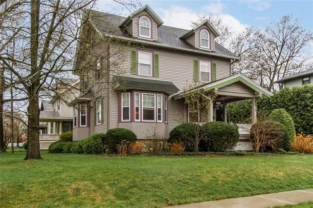 39 Dungan Street, Canandaigua-City, NY 14424 (MLS #R1329469) :: Mary St.George | Keller Williams Gateway