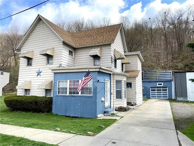 11 Dennis Avenue, Hornell, NY 14843 (MLS #R1329479) :: BridgeView Real Estate Services