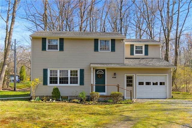 448 Bayside Drive, Webster, NY 14580 (MLS #R1329642) :: Lore Real Estate Services