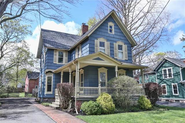 89 S Main Street, Pittsford, NY 14534 (MLS #R1329725) :: Lore Real Estate Services