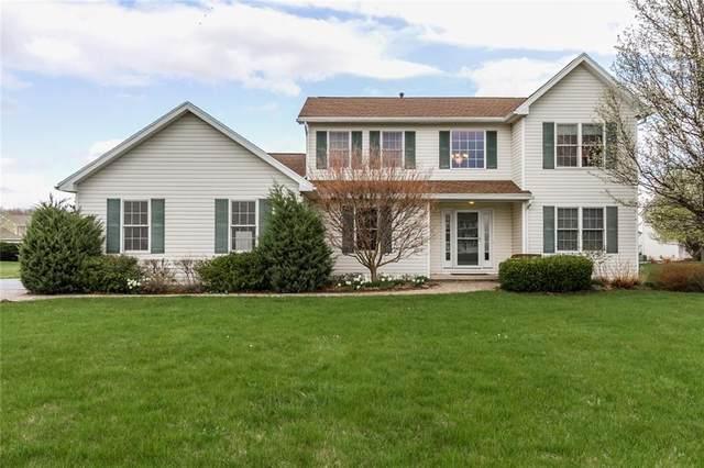 17 Delaney Drive, Henrietta, NY 14586 (MLS #R1329731) :: Lore Real Estate Services