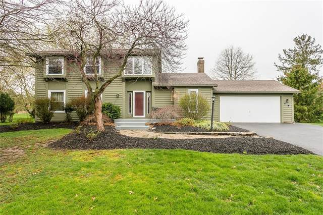 19 Copper Woods, Pittsford, NY 14534 (MLS #R1329819) :: Lore Real Estate Services