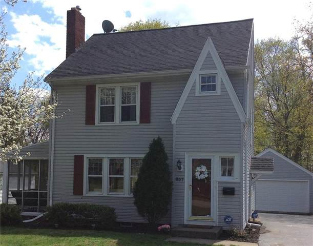 837 Harmon Road, Penfield, NY 14526 (MLS #R1329934) :: BridgeView Real Estate Services