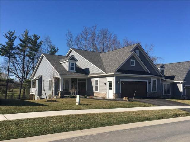 31 Greenpoint Trail Lot 21, Pittsford, NY 14534 (MLS #R1329943) :: Lore Real Estate Services