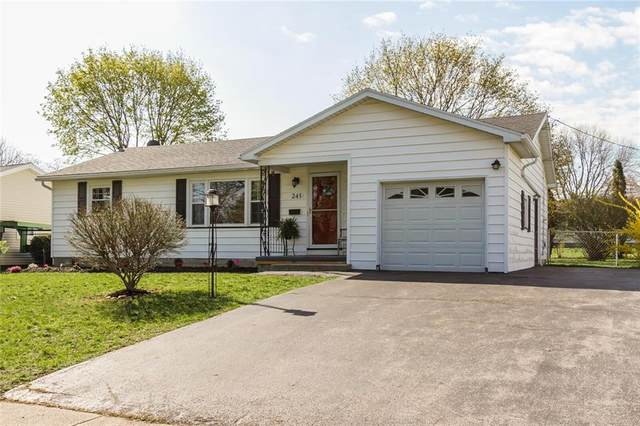 245 Meadow Circle, Irondequoit, NY 14609 (MLS #R1329951) :: BridgeView Real Estate Services