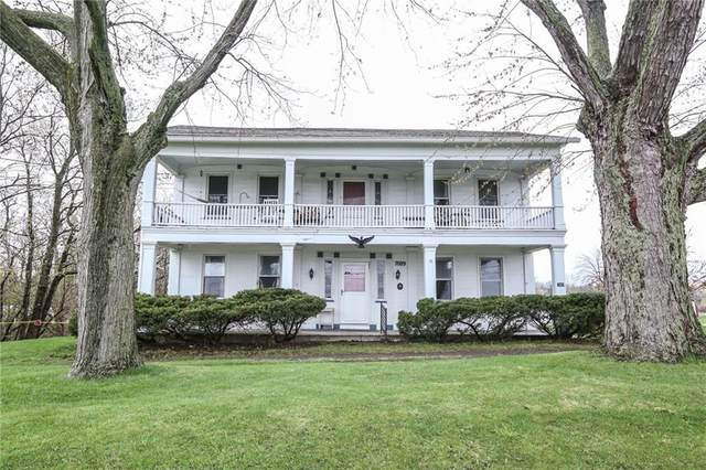 7089 W Ridge Road, Clarkson, NY 14420 (MLS #R1330114) :: Lore Real Estate Services