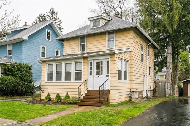 40 Heather Street, Rochester, NY 14610 (MLS #R1330185) :: Mary St.George | Keller Williams Gateway