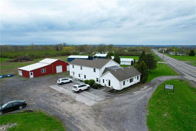 3933 State Route 5 And 20, Hopewell, NY 14424 (MLS #R1330273) :: Avant Realty