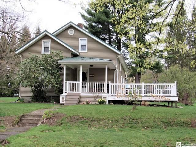 2472 Sumner Street, Kiantone, NY 14701 (MLS #R1330316) :: BridgeView Real Estate Services