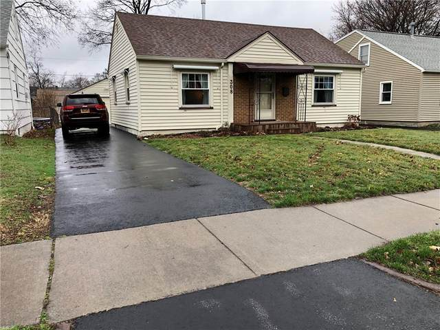 308 Spencer Road, Irondequoit, NY 14609 (MLS #R1330659) :: BridgeView Real Estate Services