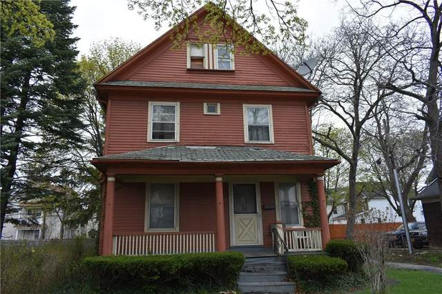 862 Avenue D, Rochester, NY 14621 (MLS #R1330951) :: Robert PiazzaPalotto Sold Team