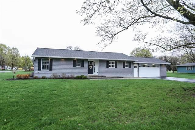 2 Rittenhouse Drive, Mendon, NY 14472 (MLS #R1330975) :: Lore Real Estate Services